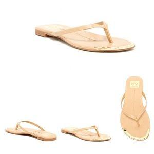 Dolce Vita Beige Sandals